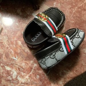 GG Baby Shoes